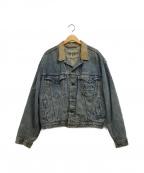 LEVI'S(リーバイス)の古着「古着デニムジャケット」|ブルー