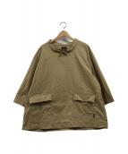 ()の古着「Utilityジャケット」|ベージュ