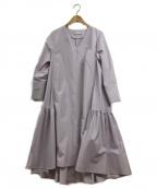 CELFORD()の古着「フレアワンピース」 ピンク