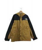 ()の古着「Mountain Light Jacket」|ベージュ×ブラック