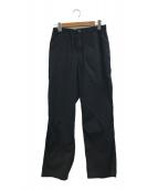 ()の古着「作務衣イージーパンツ」 ブラック