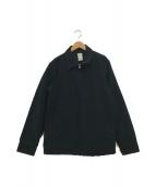 ()の古着「スイングトップ」|ブラック