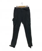 KITH(キス)の古着「クライミングカーゴパンツ」 ブラック