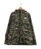 ()の古着「ノベルティースクープジャケット」|グリーン