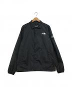 THE NORTH FACE(ザ ノース フェイス)の古着「The Coach Jacket」|ブラック