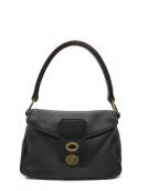 ()の古着「ヴィンテージハンドバッグ」|ブラック