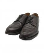Lloyd footwear(ロイドフットウェア)の古着「レザーシューズ」|ブラウン