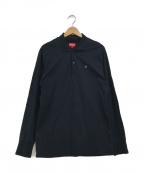 SUPREME(シュプリーム)の古着「ポロシャツ」|ブラック