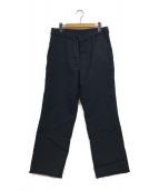 ()の古着「DRAWSTRING PANTS」 ブラック