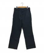 Maison Margiela(メゾンマルジェラ)の古着「DRAWSTRING PANTS」|ブラック