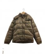 MONCLER(モンクレール)の古着「カラコムダウンジャケット」|ブラウン