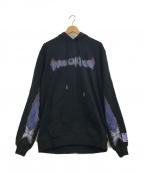 musokuso(ムソクソ)の古着「プルオーバーパーカー」 ブラック