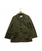MHL(エムエイチエル)の古着「カバーオール」|オリーブ