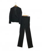 ato()の古着「デザインセットアップスーツ」|ブラック