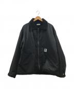 flagstuff(フラグスタフ)の古着「B-3タイプボアライナージャケット」|ブラック