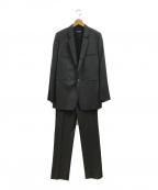 RAF SIMONS(ラフシモンズ)の古着「セットアップスーツ」|グレー