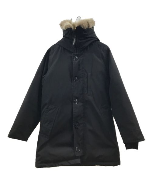 CANADA GOOSE(カナダグース)CANADA GOOSE (カナダグース) VANCOUVER JACKET ブラック サイズ:Sの古着・服飾アイテム