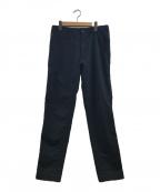 nanamica()の古着「アルファドライストレッチクラブパンツ」|ブラック