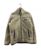 L.L.Bean()の古着「Mountain Pile Fleece Jacket」|ベージュ