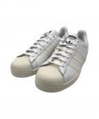 adidas()の古着「ローカットスニーカー」|ホワイト