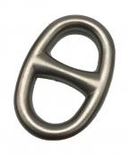 HERMES(エルメス)の古着「シェーヌダンクルスカーフリング」|シルバー