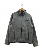 Patagonia(パタゴニア)の古着「Better Sweater Jkt」|グレー