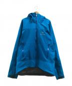 ARC'TERYX(アークテリクス)の古着「ナイロンジャケット」|ブルー