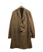EDIFICE(エディフィス)の古着「ビーバーチェスターコート」|ベージュ