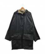 Barbour()の古着「HIKING WAX ジャケット」|ブラック