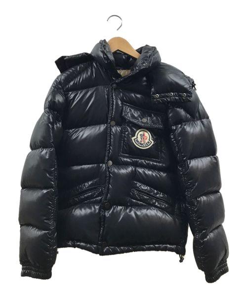 MONCLER(モンクレール)MONCLER (モンクレール) ダウンジャケット ネイビーの古着・服飾アイテム