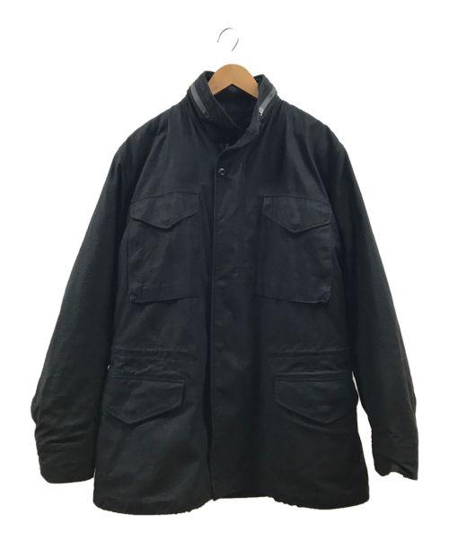 BUZZ RICKSON'S(バズリクソンズ)BUZZ RICKSON'S (バズリクソンズ) M-65フィールドジャケット ブラック サイズ:Lの古着・服飾アイテム
