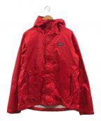 Patagonia()の古着「トレントシェルジャケット」 ブラック