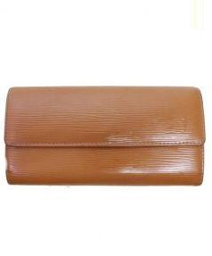 LOUIS VUITTON(ルイ・ヴィトン)の古着「長財布」 ケニアブラウン