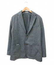 SIVIGLIA(シビリア)の古着「ウールジャケット」|グレー