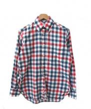 INDIVIDUALIZED SHIRTS(インディビジュアライズドシャツ)の古着「ボタンダウンシャツ」|マルチカラー