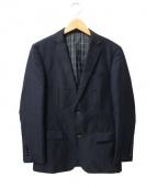 BURBERRY BLACK LABEL(バーバリーブラックレーベル)の古着「3ピーススーツ」|ネイビー