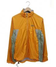 Patagonia(パタゴニア)の古着「ウィンドブレーカージャケット」 オレンジ
