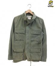 REMI RELIEF(レミレリーフ)の古着「ミリタリージャケット」