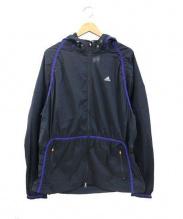 adidas by kolor(アディダスバイカラー)の古着「ウーブンジャケット」|ブラック