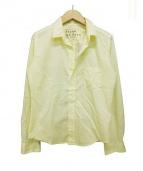 Frank&Eileen(フランクアンドアイリーン)の古着「長袖シャツ」|イエロー