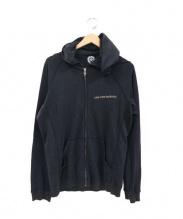 CHROME HEARTS(クロムハーツ)の古着「ジップパーカー」|ブラック