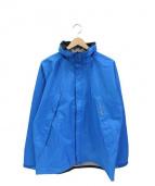 mont-bell(モンベル)の古着「セットアップレインウェア」|ブルー