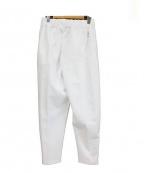 adidas×HYKE(アディダス×ハイク)の古着「トラックパンツ」|ホワイト