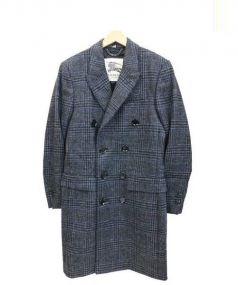 BURBERRY PROSUM(バーバリープローサム)の古着「ウールチェスターコート」|チャコールグレー