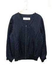 ARTS&SCIENCE(アーツアンドサイエンス)の古着「ノーカラージャケット」|ブラック