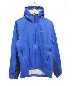 Patagonia(パタゴニア)の古着「スプレーマスタージャケット」|ブルー