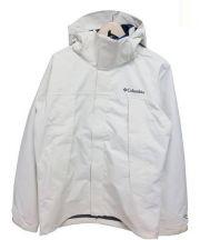 Columbia(コロンビア)の古着「ウッドロードジャケット」 ホワイト