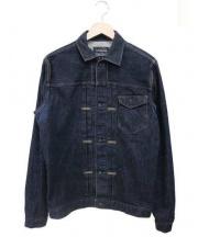 KURO(クロ)の古着「デニムジャケット」 インディゴ