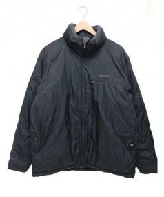 Patagonia(パタゴニア)の古着「ステルスダウナージャケット」|ブラック