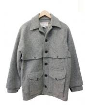 FILSON(フィルソン)の古着「ダブルマッキーノクルーザージャケット」|グレー